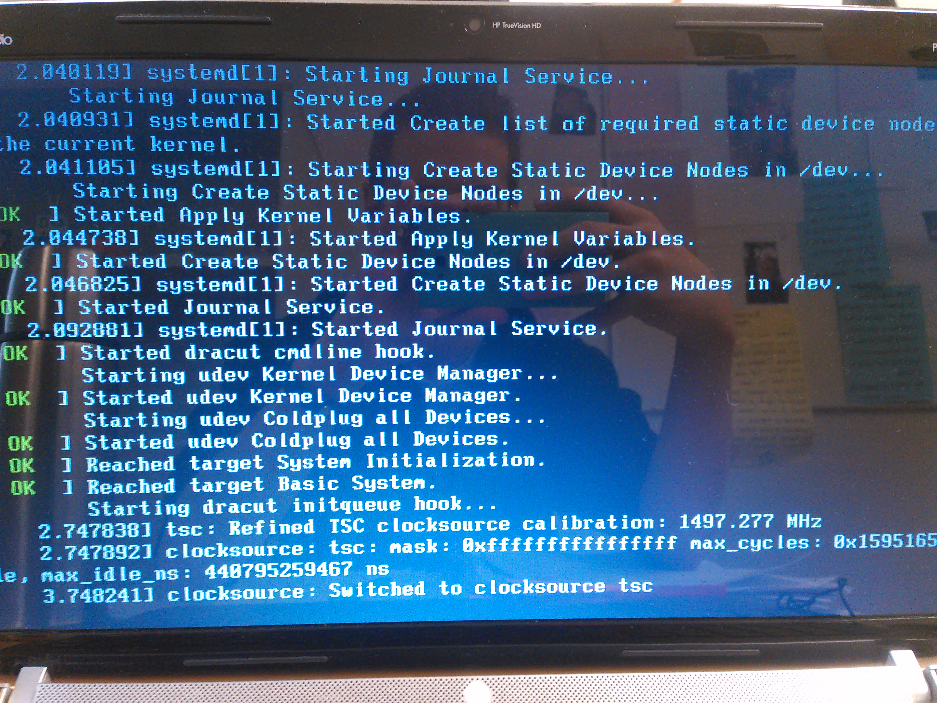 ⚓ T104 HP dv6z-6c00 Fails to Boot
