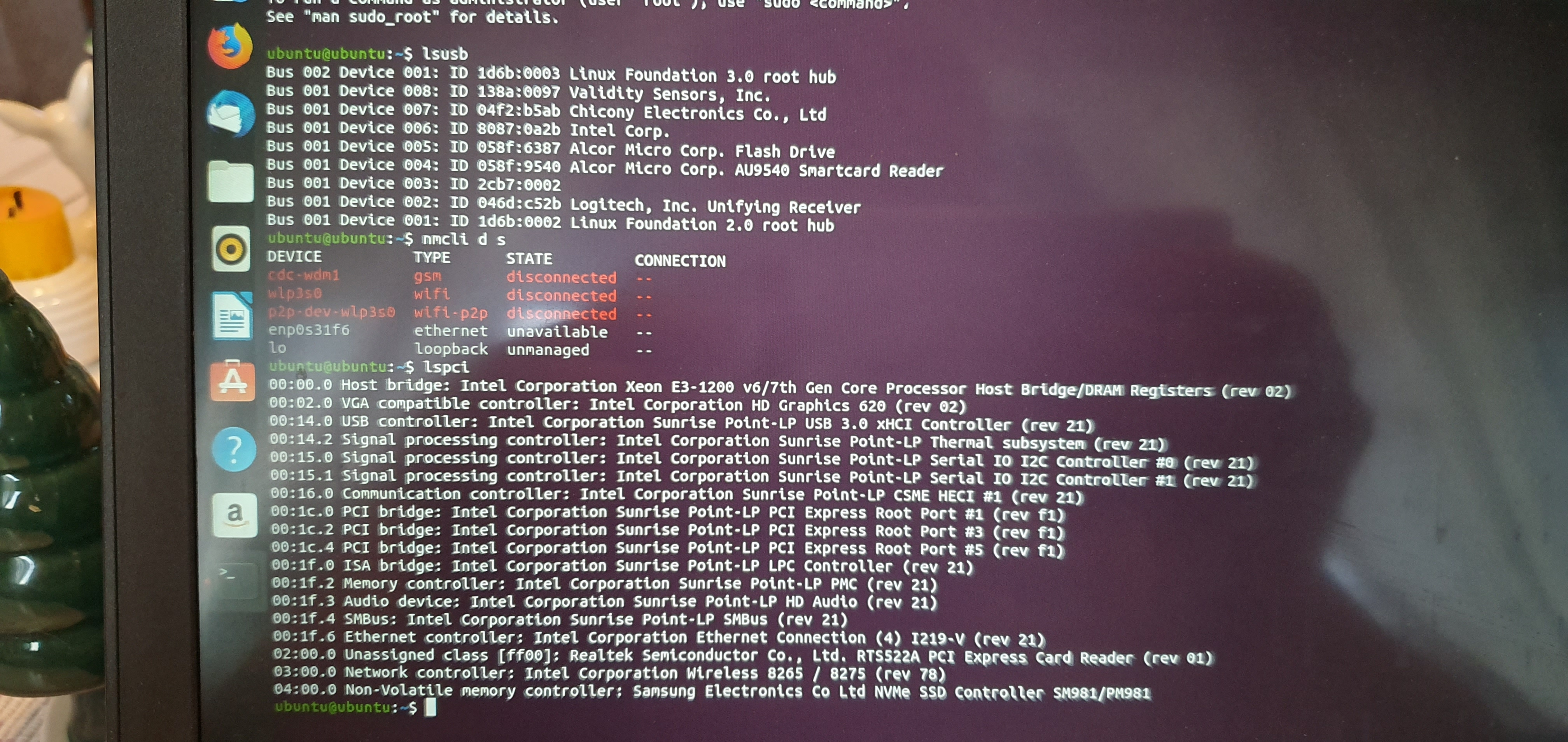 ⚓ T7898 Fibocom WWAN modem not recognized in Solus